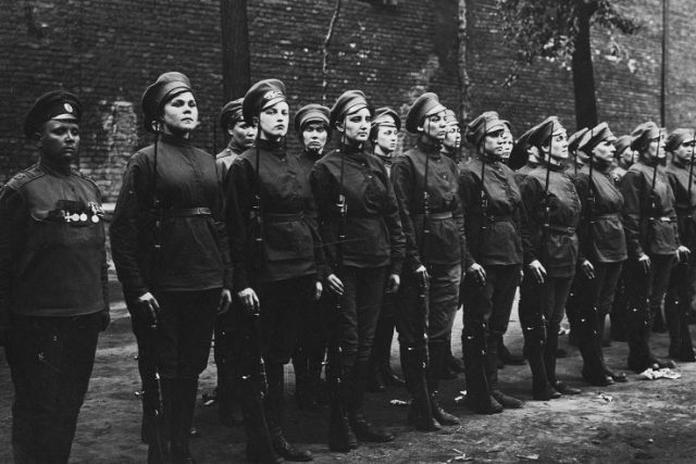 1st Russian Womens Battalion of Death