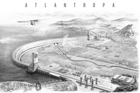 Atlantropa artwork
