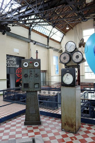 C-mine Genk Belgium