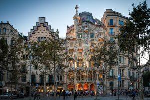 Casa Amatller Casa Batlló Barcelona Spain