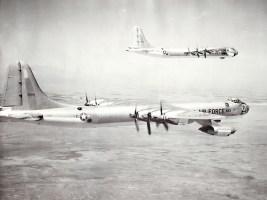 Convair B-36 Peacemaker bombers