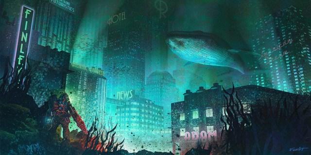 Dave Foret artwork