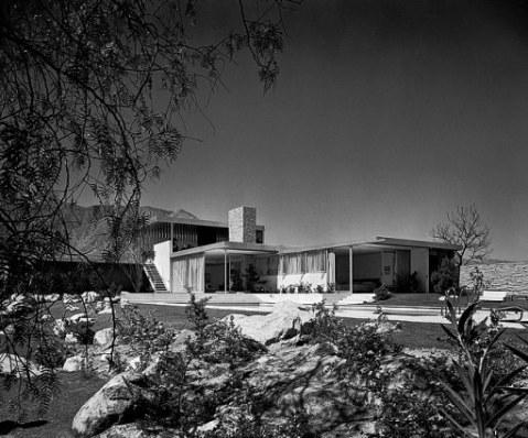 Edgar J. Kaufmann House Palm Springs California