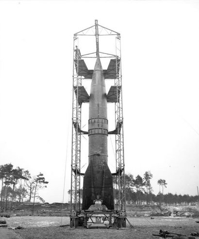 German V-2 rocket