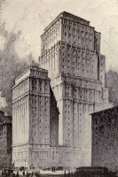 New York Borden Building by Albert Buchman and Ely Kahn