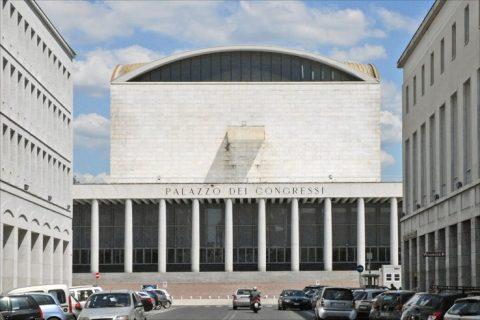 Palazzo dei Congressi Rome Italy