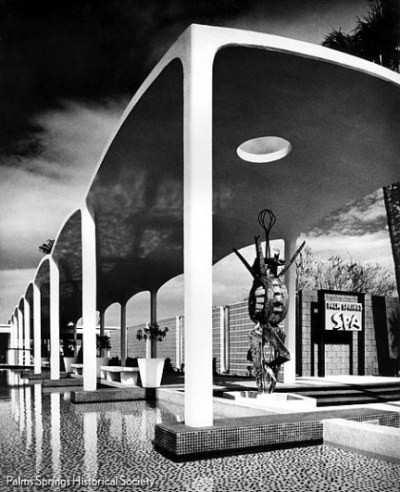 Palm Springs Spa Hotel California