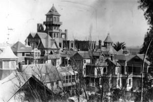 Winchester House San Jose California