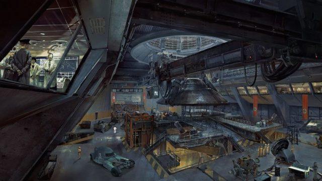 Wolfenstein: The New Order concept art