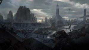 Wolfenstein: The New Order concept art