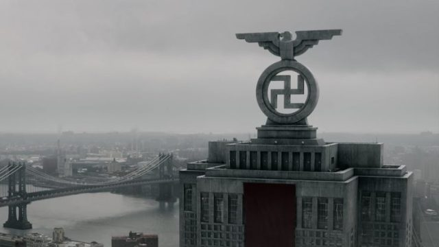 The Man in the High Castle scene