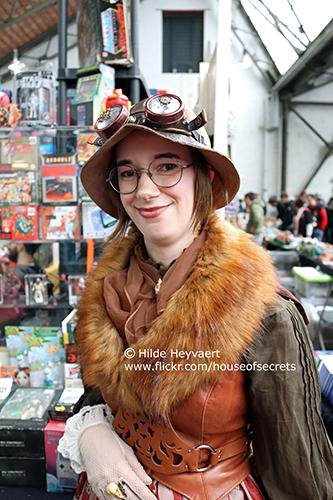 Comic Comic Brussels Belgium