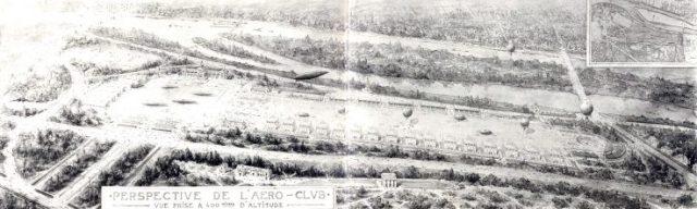 Paris Aeroclub design