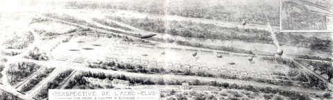 Paris Aeroclub design