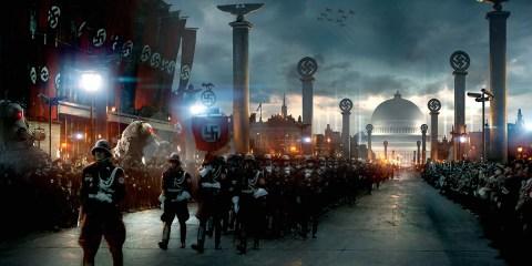 Wolfenstein: The New Order artwork