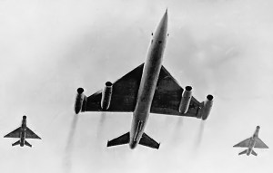 M-50 supersonic bomber