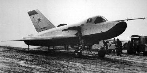 MiG-105 spaceplane