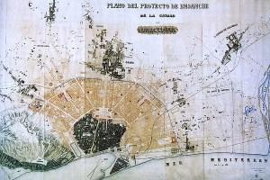 Plan Rovira Barcelona