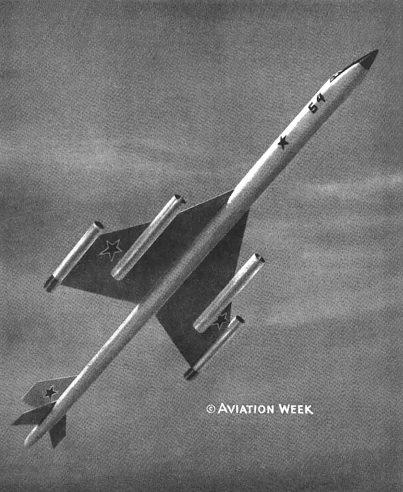 Russian bomber design