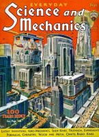 Science and Mechanics September 1931 cover