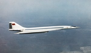 Tupolev Tu-144 supersonic jet