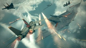 Ace Combat 6: Fires of Liberation scene