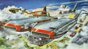Thunderbirds Skyship One