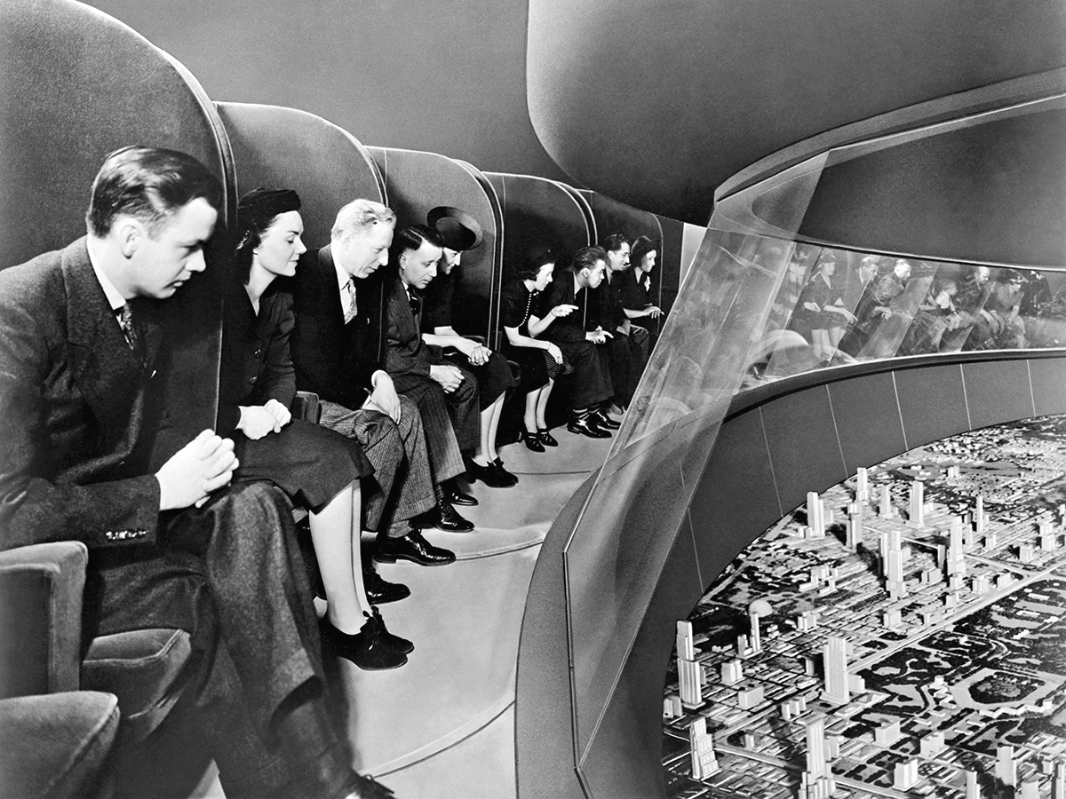 1939 New York World's Fair Futurama
