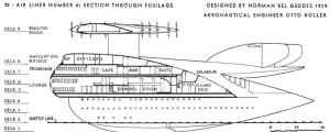 Airliner Number 4 cutaway