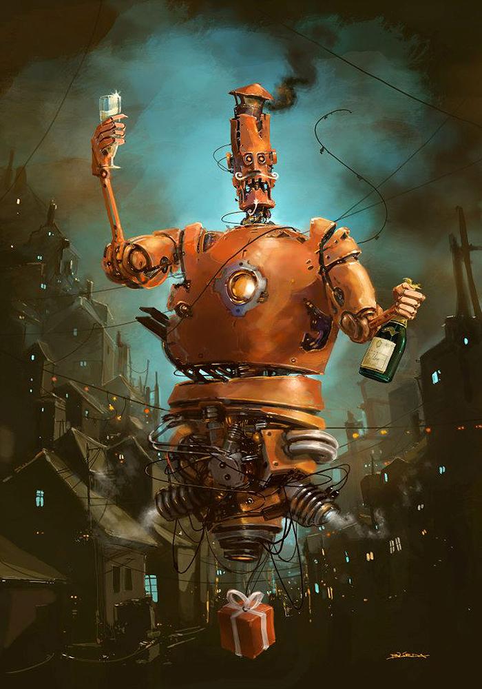 Alejandro Burdisio artwork