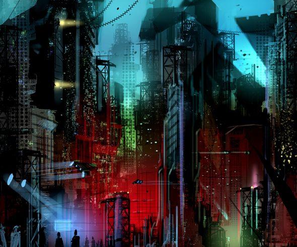 David Holland artwork
