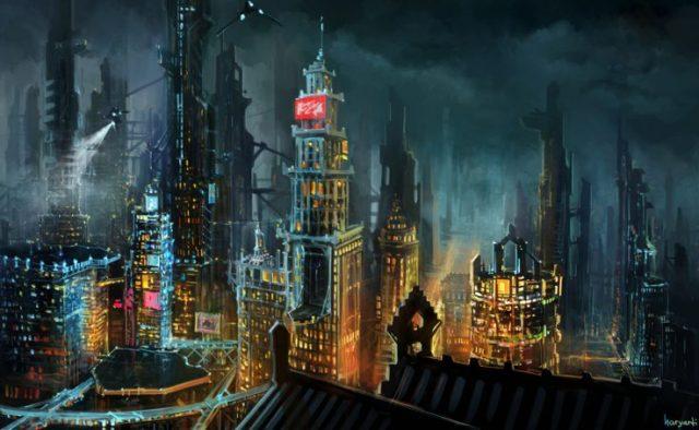Igor Artyomenko artwork