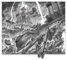 Keith Thompson artwork