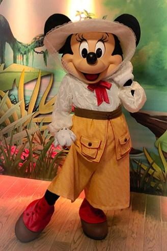 Minnie Disneyland Paris France