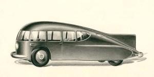 Norman Bel Geddes car design