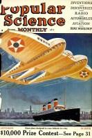 Popular Science September 1925 cover