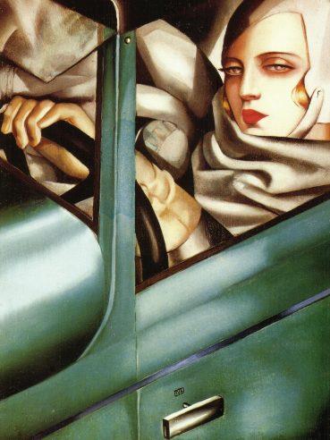 Tamara de Lempicka artwork