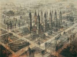 Yakov Chernikhov artwork