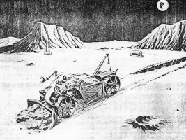 American Moon tractor