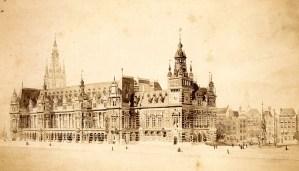 Amsterdam commodity exchange design