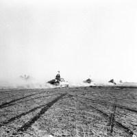 British tanks North Africa