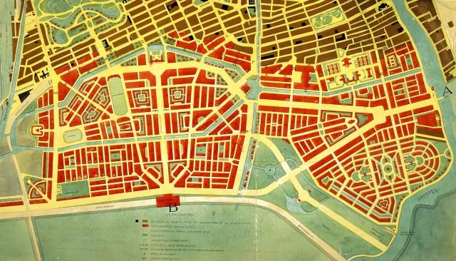 Plan Zuid Amsterdam map