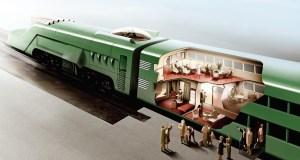 Soviet atomic train cutaway