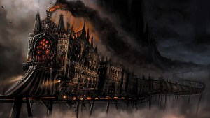 Alice: Madness Returns concept art