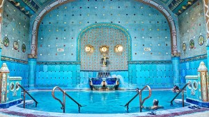 Gellért Thermal Bath Budapest Hungary