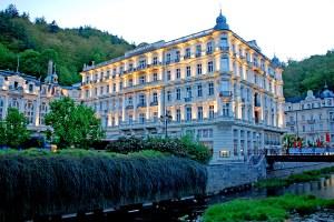 Grandhotel Pupp Karlovy Vary Czech Republic