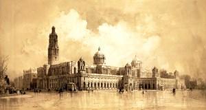 South Kensington Museum London England design