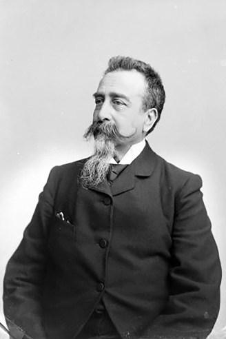 Enrique Gaspar y Rimbau