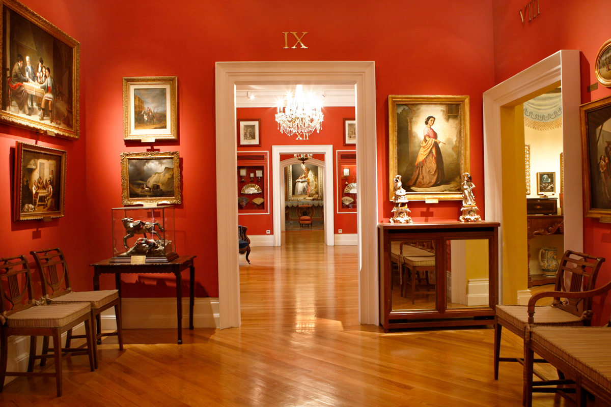 Museum of Romanticism Madrid Spain