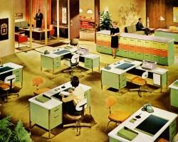 1963 Steelcase advertisement